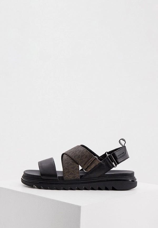 мужские сандалии michael kors, черные