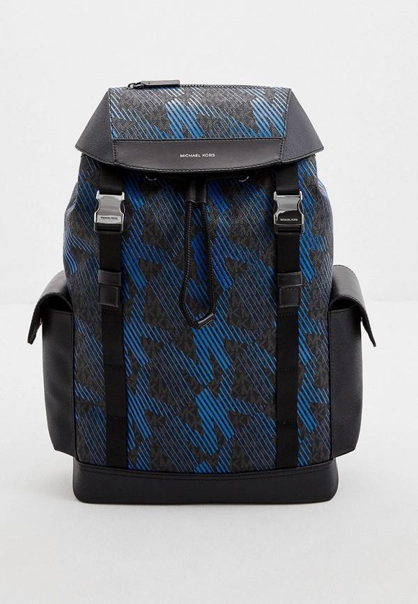 мужской рюкзак michael kors, разноцветный