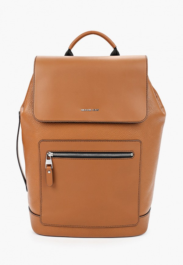 мужской рюкзак michael kors, коричневый