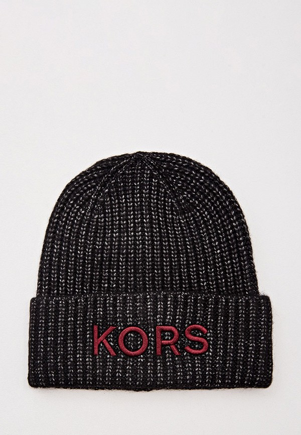 мужская шапка michael kors, черная