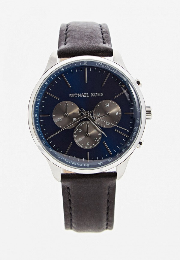 мужские часы michael kors, синие