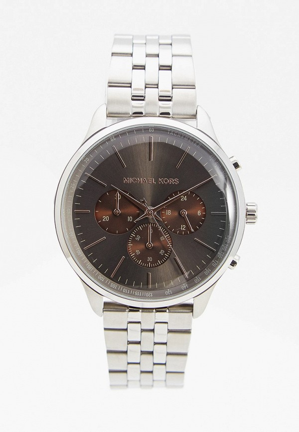 мужские часы michael kors, серые