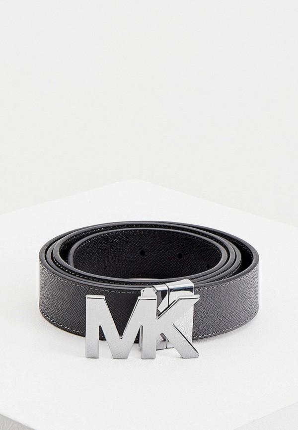 мужской ремень michael kors, черный