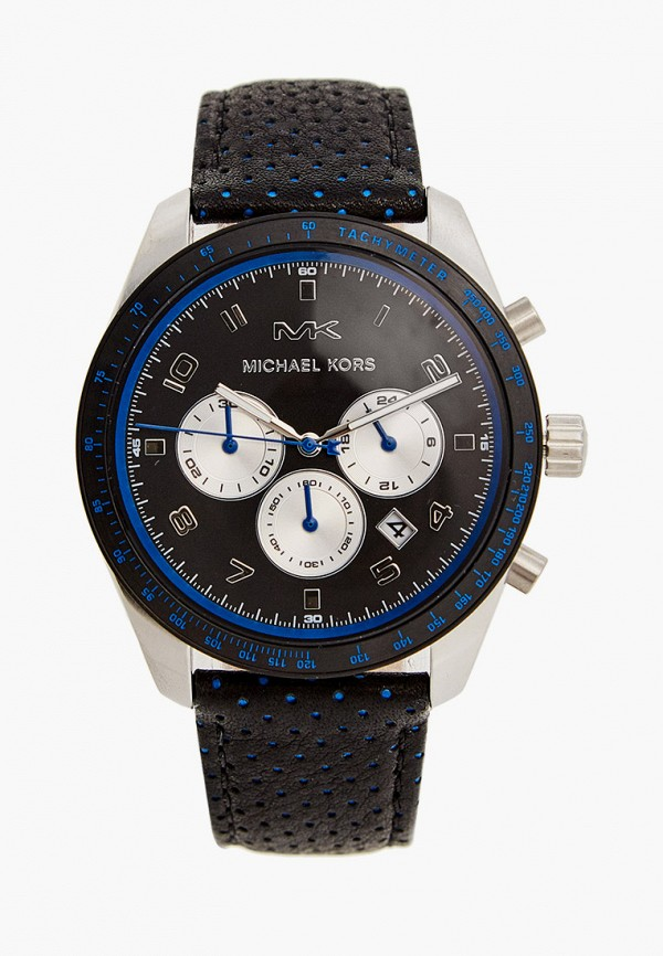 мужские часы michael kors, черные
