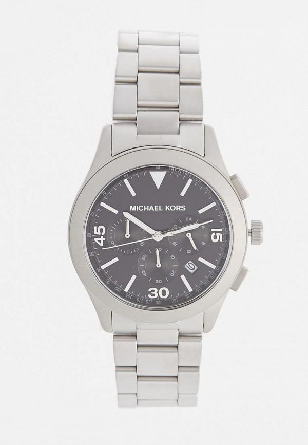 мужские часы michael kors, серебряные
