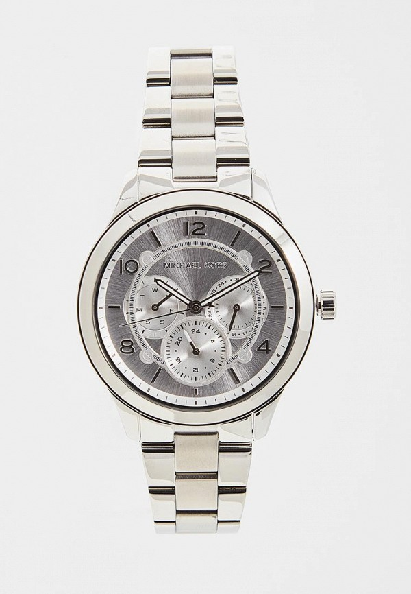 женские часы michael kors, серебряные