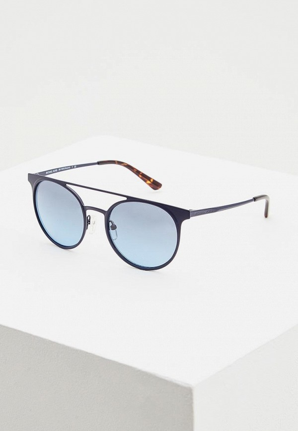 женские солнцезащитные очки michael kors, синие