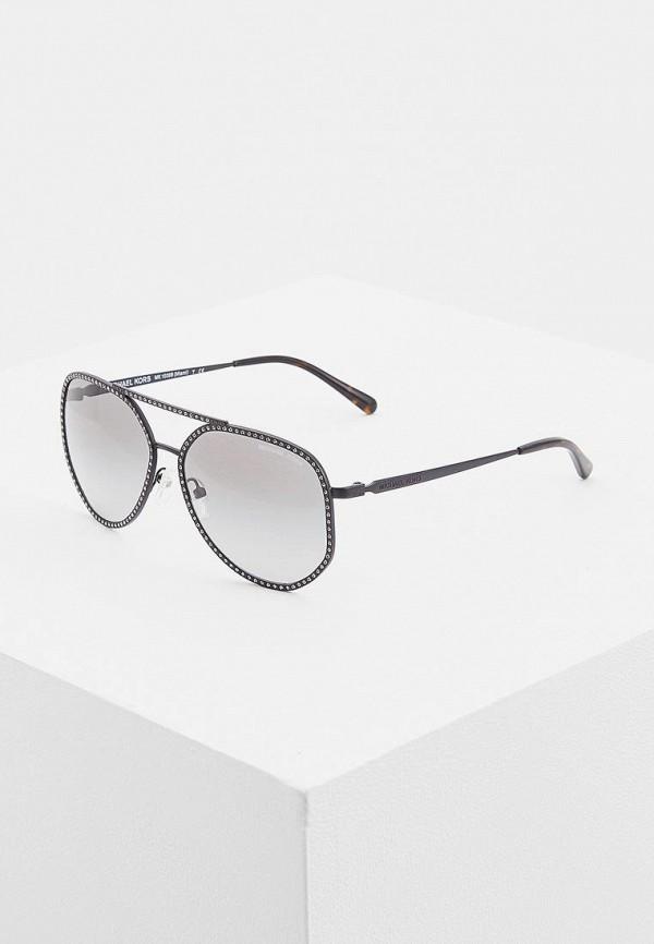 женские солнцезащитные очки michael kors, серые