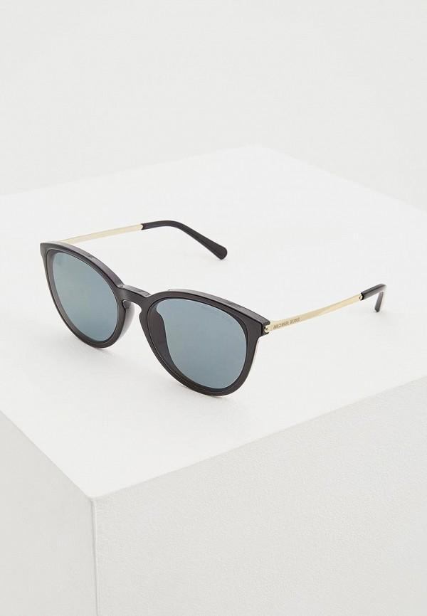 женские солнцезащитные очки michael kors, черные
