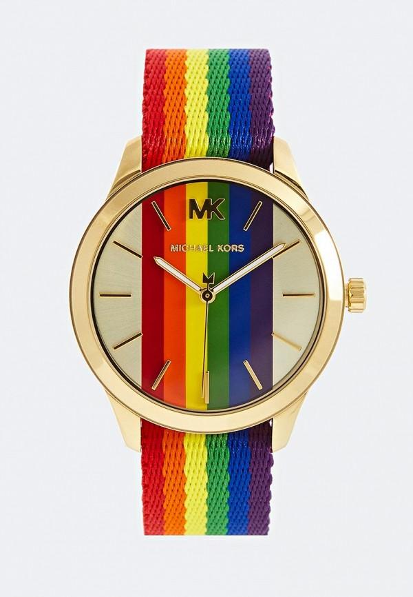 женские часы michael kors, разноцветные