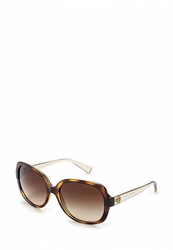 Очки солнцезащитные Michael Kors Michael Kors MI186DWHXJ56 очки солнцезащитные michael kors michael kors mi186dwzaw16