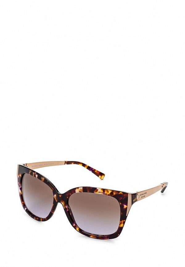 Очки солнцезащитные Michael Kors Michael Kors MI186DWHXJ60 очки солнцезащитные michael kors michael kors mi186dwzaw58