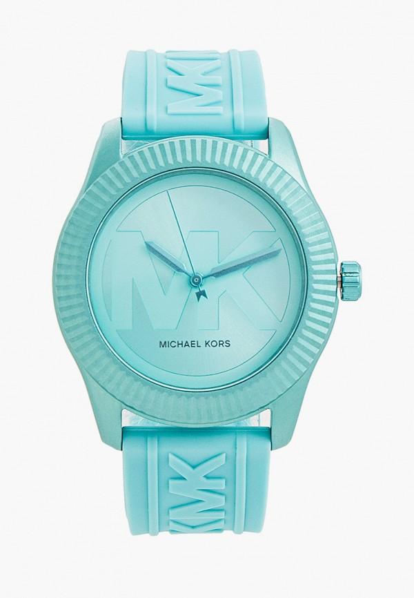 женские часы michael kors, бирюзовые