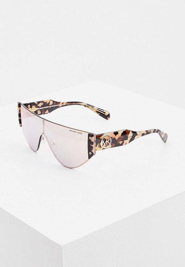 женские солнцезащитные очки michael kors, разноцветные