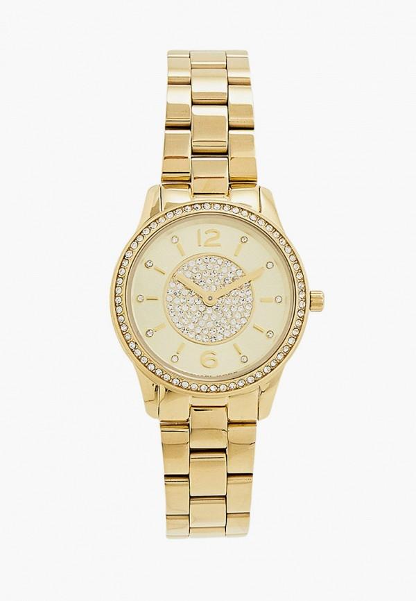 женские часы michael kors, золотые
