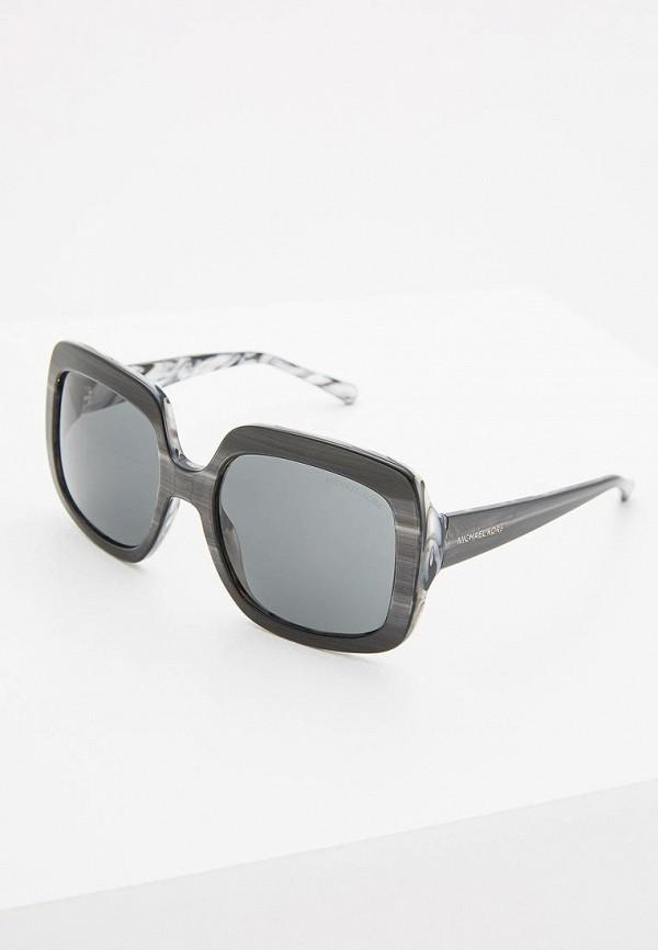 Очки солнцезащитные Michael Kors Michael Kors MI186DWOWV92 очки солнцезащитные michael kors michael kors mi186dwzaw58