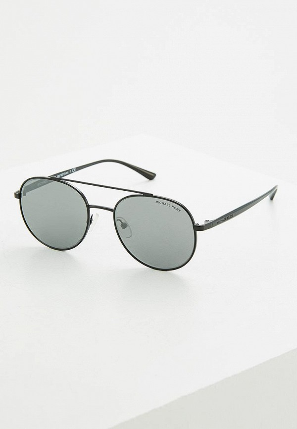 Очки солнцезащитные Michael Kors Michael Kors MI186DWQBT39 очки michael kors 0mk6017 30541358