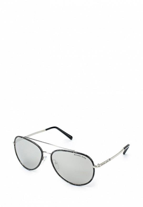 Очки солнцезащитные Michael Kors Michael Kors MI186DWQBT45 очки солнцезащитные michael kors michael kors mi186dwzaw16