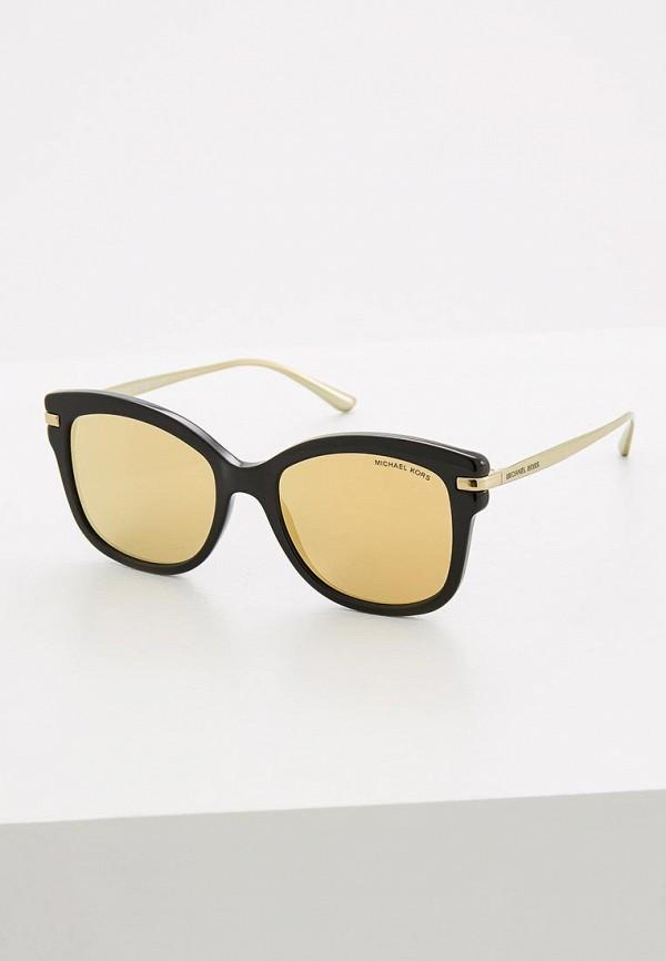 Очки солнцезащитные Michael Kors Michael Kors MI186DWQBT50 очки michael kors 0mk6017 30541358