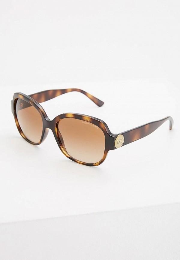 Очки солнцезащитные Michael Kors Michael Kors MI186DWZAW17 очки michael kors 0mk6017 30541358
