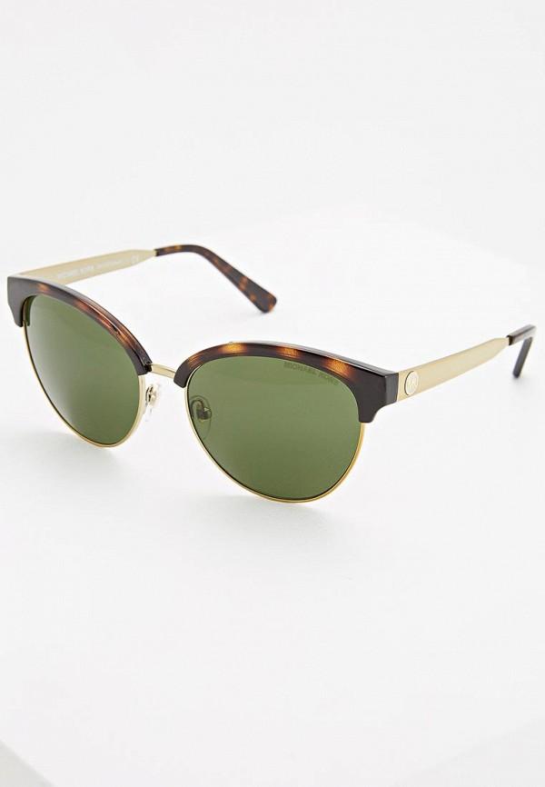 Очки солнцезащитные Michael Kors Michael Kors MI186DWZAW29 очки солнцезащитные michael kors michael kors mi186dwzaw58