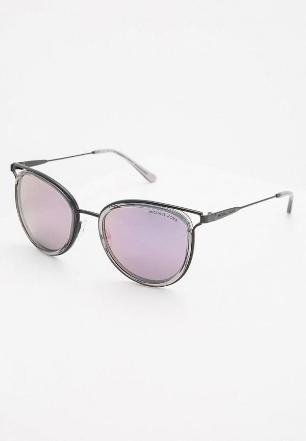 Очки солнцезащитные Michael Kors Michael Kors MI186DWZAW35 очки солнцезащитные michael kors michael kors mi186dwzaw16