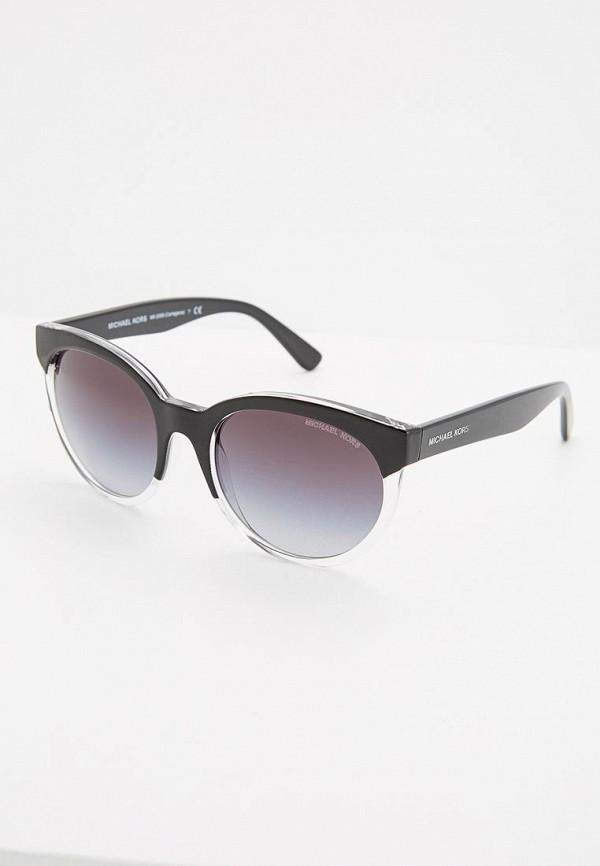 Очки солнцезащитные Michael Kors Michael Kors MI186DWZAW48 очки солнцезащитные michael kors michael kors mi186dwzaw16