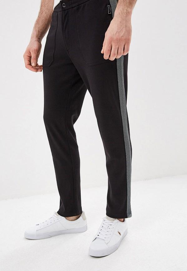 мужские спортивные спортивные брюки michael kors, черные