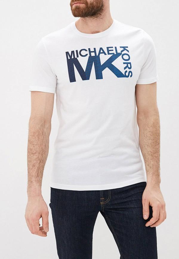 Футболка Michael Kors Michael Kors MI186EMEVDD2 цены онлайн