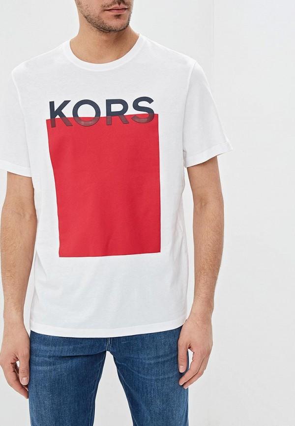Футболка Michael Kors Michael Kors MI186EMFANC1 цены онлайн