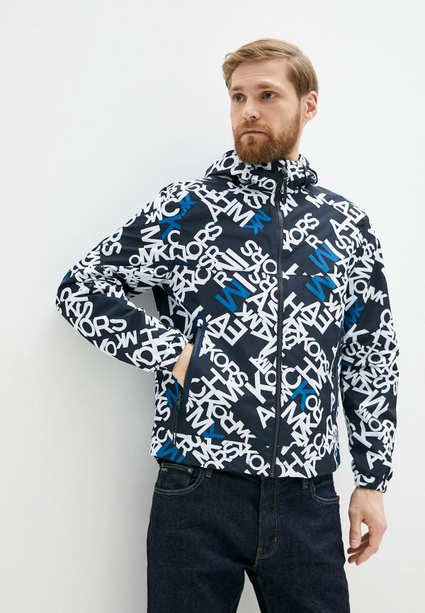 мужская куртка michael kors, разноцветная