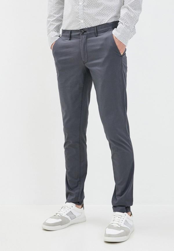 мужские повседневные брюки michael kors, серые