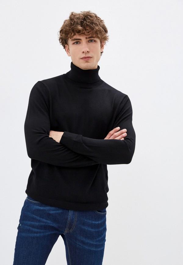 мужская водолазка michael kors, черная