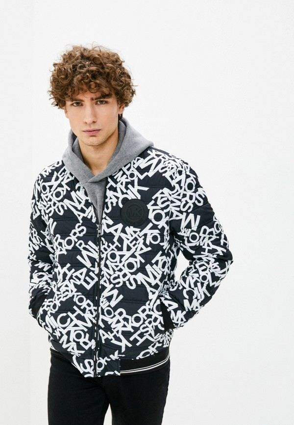 мужская куртка michael kors, черная