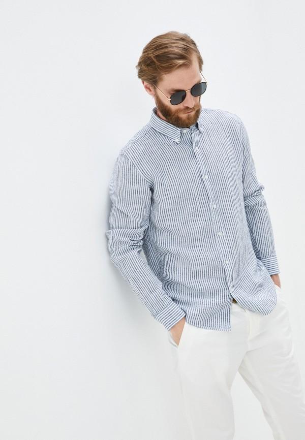 Рубашка Michael Kors серого цвета