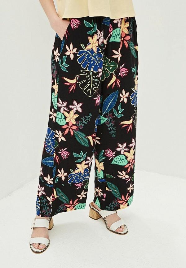 женские повседневные брюки mint&berry, черные