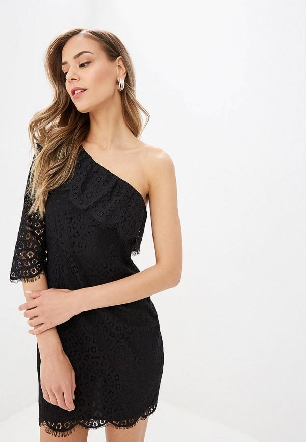 женское платье mint&berry, черное
