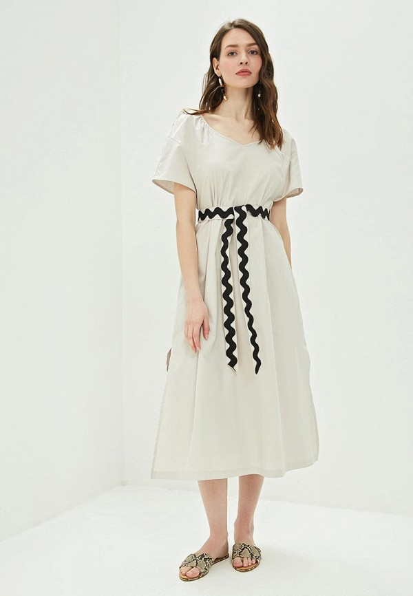Платье Mint&Berry Mint&Berry MI388EWFFKA1 цена