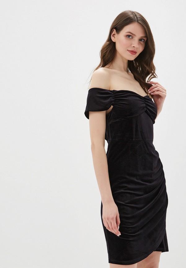 Купить Платье Mint&Berry черного цвета