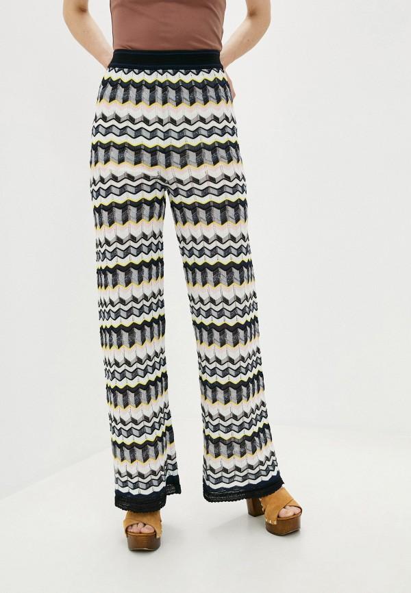 женские брюки кюлоты missoni, разноцветные