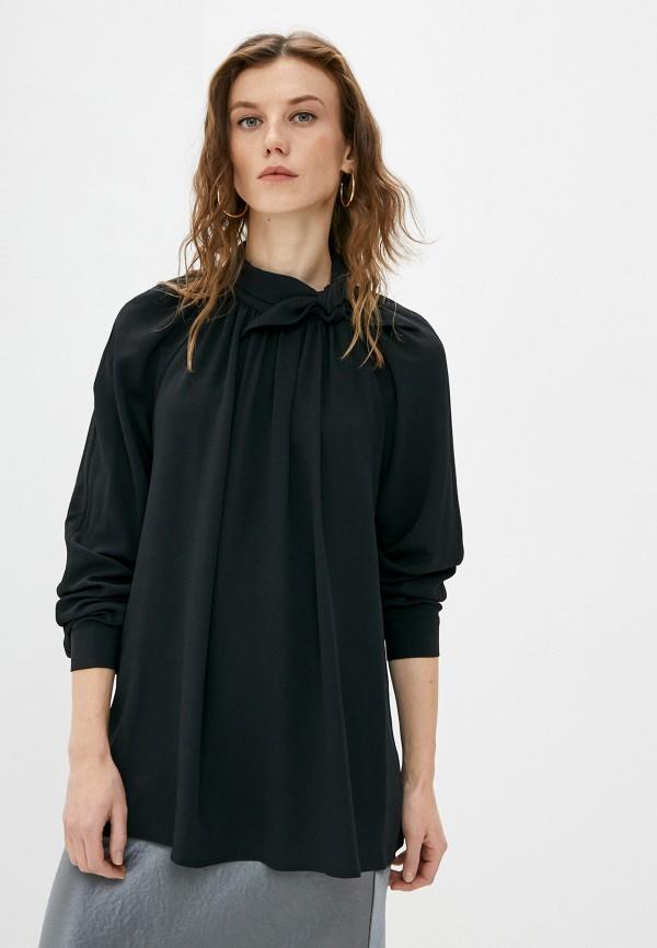 женская блузка missoni, черная