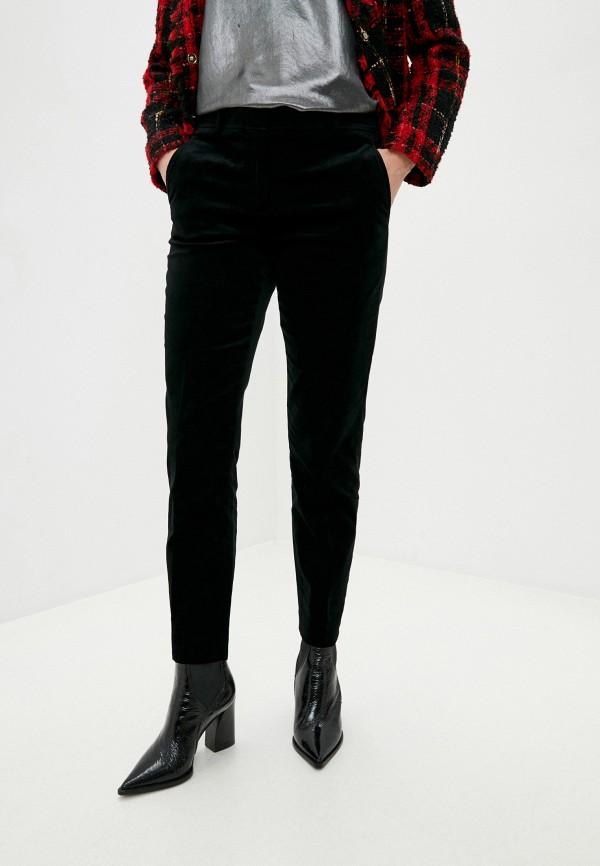 женские повседневные брюки missoni, черные