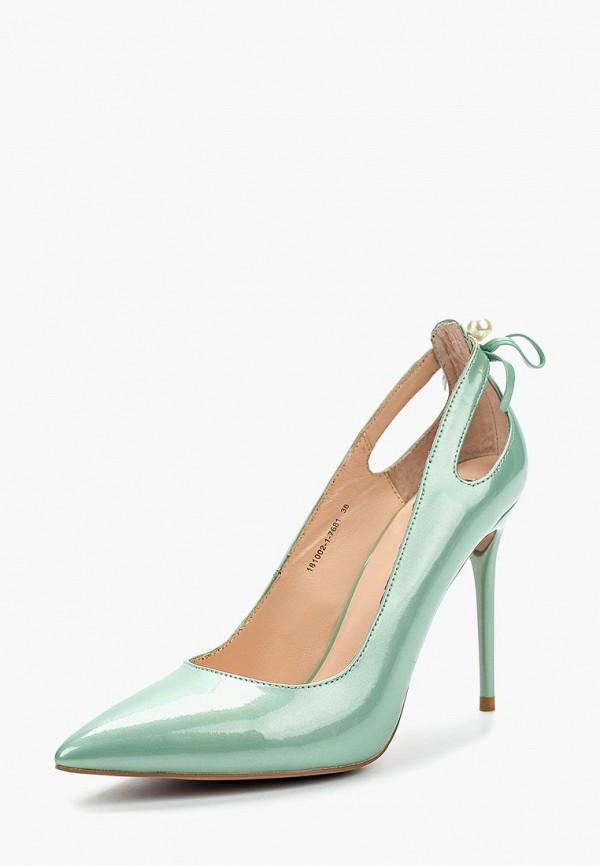 Туфли Milana Milana MI840AWAZUL2 цены онлайн
