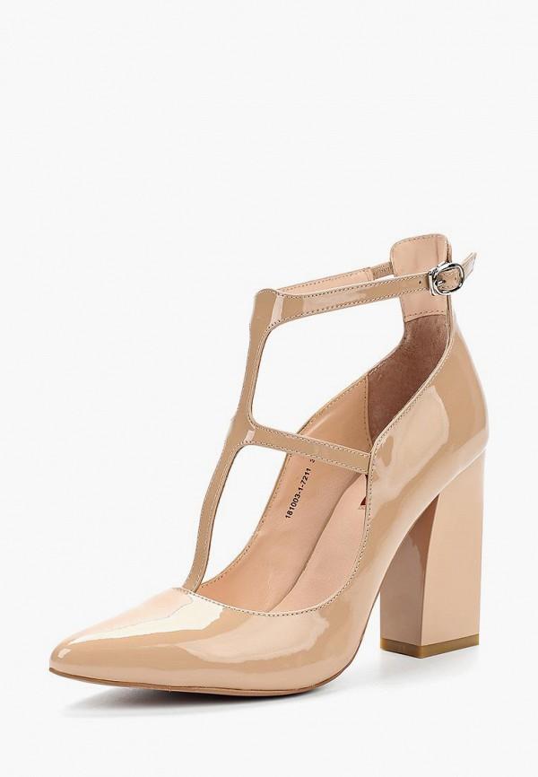Туфли Milana Milana MI840AWAZUL3 цены онлайн