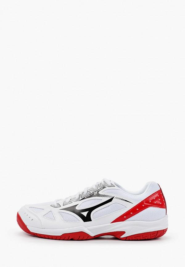мужские низкие кроссовки mizuno, белые