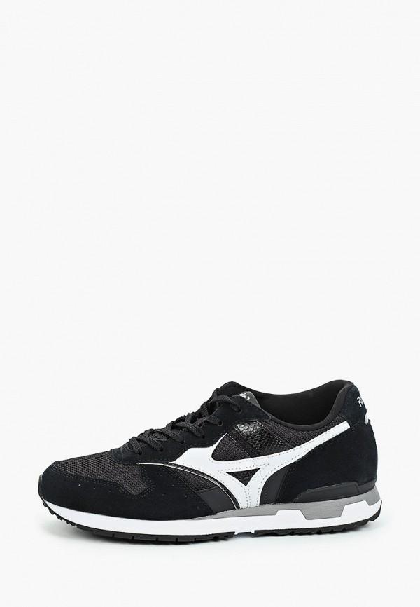 мужские кроссовки mizuno, черные
