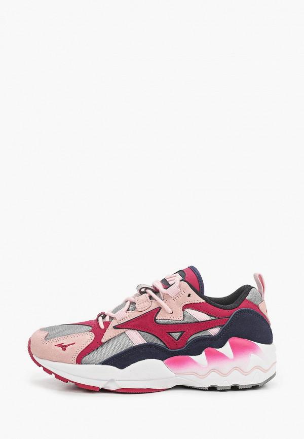 мужские кроссовки mizuno, разноцветные