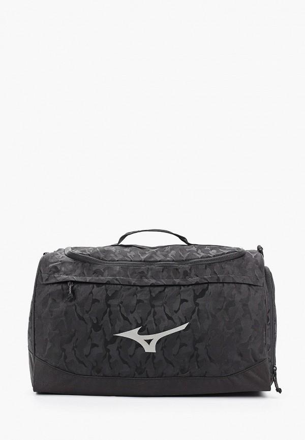 женская сумка mizuno, черная