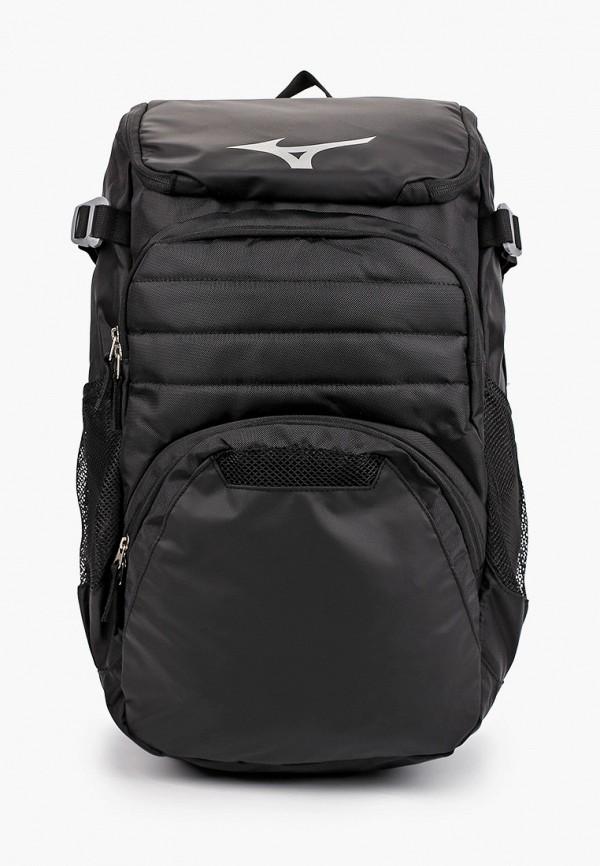 женский рюкзак mizuno, черный