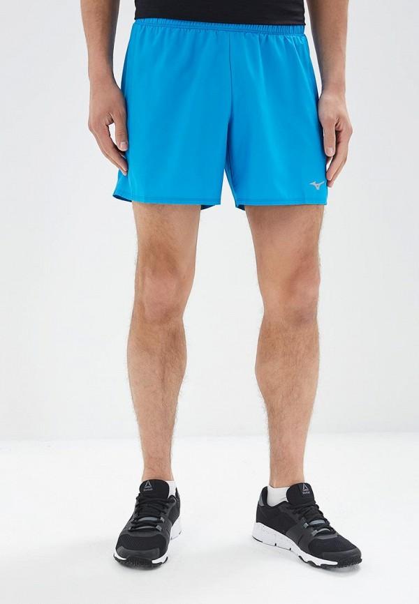 Шорты спортивные Mizuno Mizuno MI951EMBIRD9 брюки спортивные mizuno 32gd4601